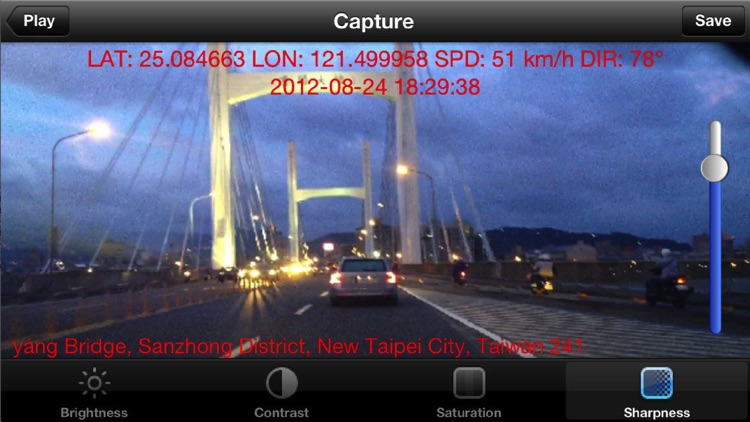 Carcorder Lite (Dashcam) screenshot-4