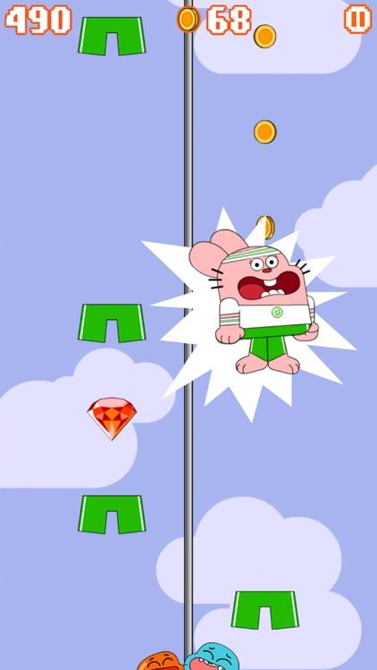 Sky Streaker - Gumball Climbing Arcade Game screenshot-3