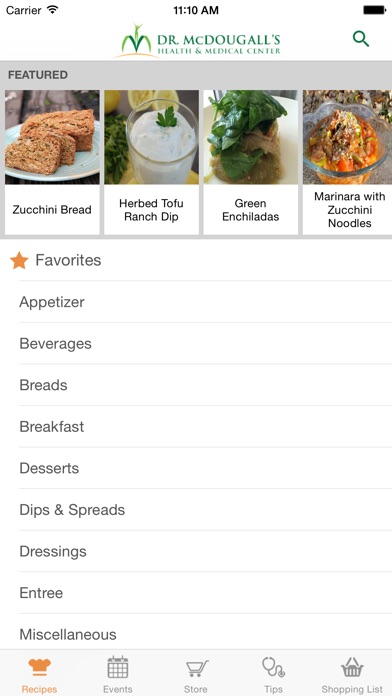 Dr Mcdougall Mobile Cookbook review screenshots