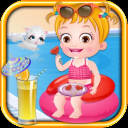 Baby Hazel : Summer Fun iOS App