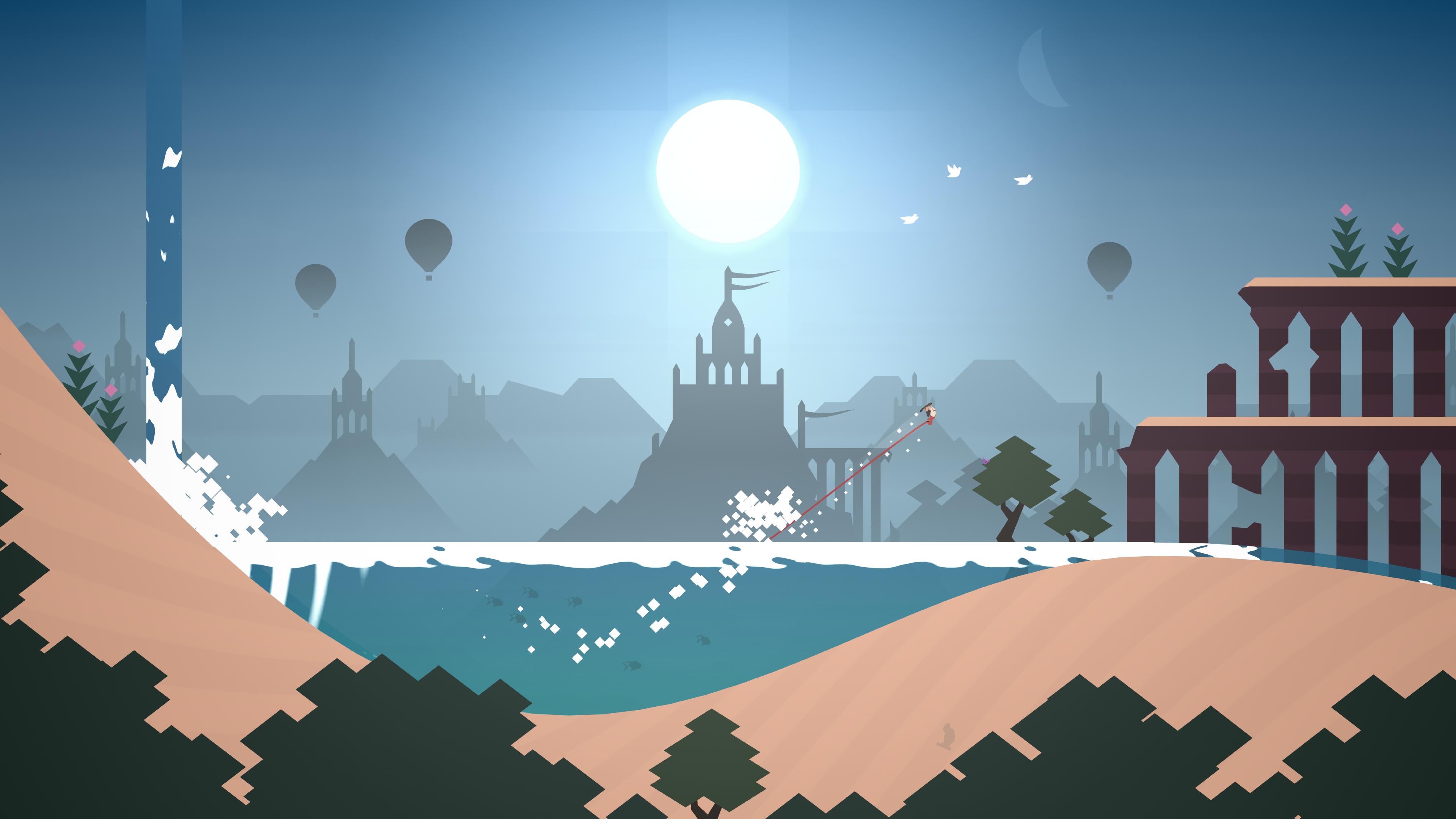 Alto's Odyssey screenshot 15