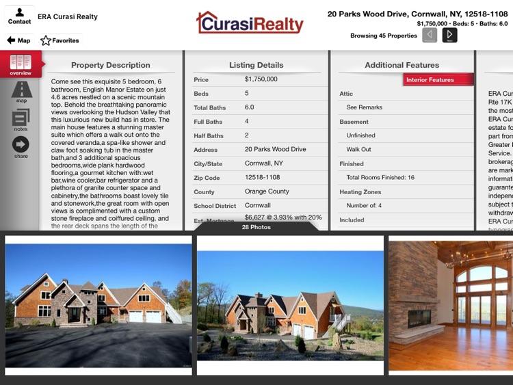 Curasi Realty for iPad screenshot-3