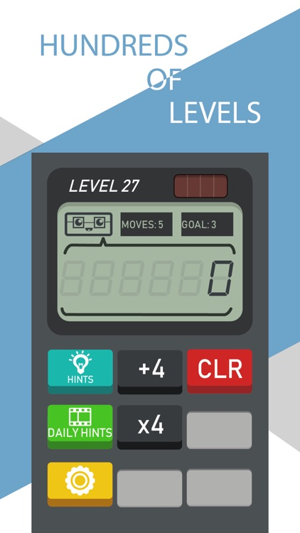 Calculator Puzzle! screenshot-3