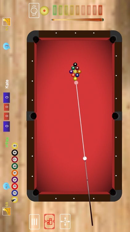Pool Club 3D - 8 Ball, 9 Ball, 3 Cushion Billiards screenshot-3