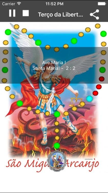 Terço de São Miguel Arcanjo screenshot-4