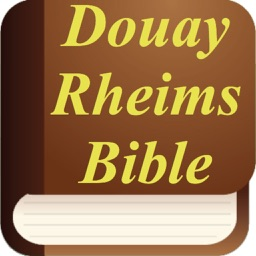 Douay Rheims Catholic Bible with Apocrypha