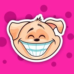 Dog - Sticker Pack