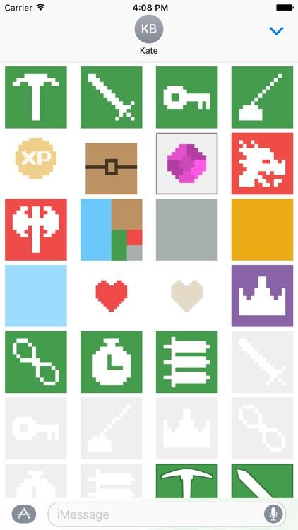 Stencilsmith Stickers for iMessage