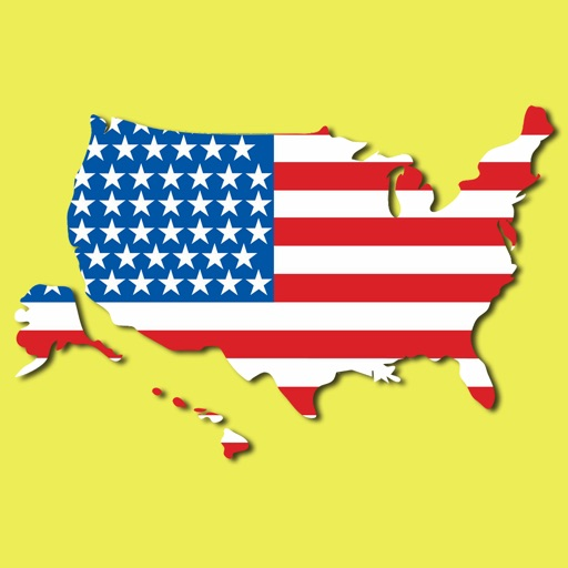 US State Flags Keyboard Pro