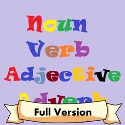 Word Types Grammar Quiz — Practice Parts of Speech