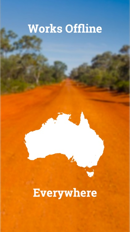 4WD TOPO maps | Mud Map 3 Australia Offline and Offroad GPS Navigation with 4x4 Touring Maps