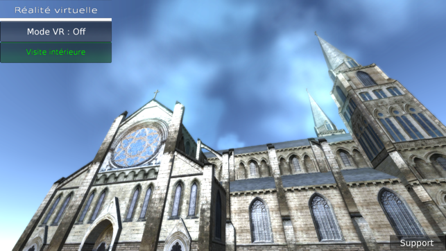 Gothic VR Church On The App Store