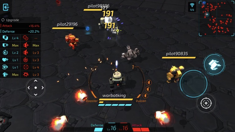 warbot.io screenshot-0