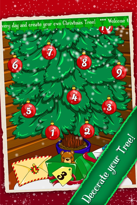 lets countdown to christmas day with christmas 2015 get yourself into christmas spirit with amazing apps to download for free every day and gorgeous - Countdown To Christmas 2015