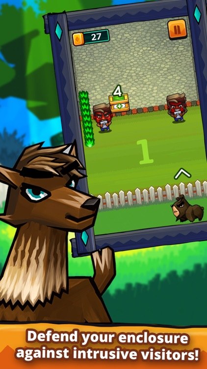 Fury Zoo – Customer Chase screenshot-3