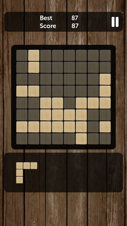 Wooden Block Puzzle Games