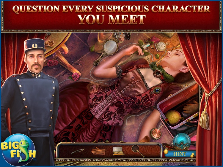Danse Macabre: Crimson Cabaret HD - A Mystery Hidden Object Game (Full)