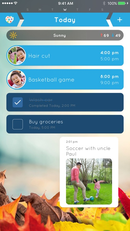 Family Organizer - Calendar Planner