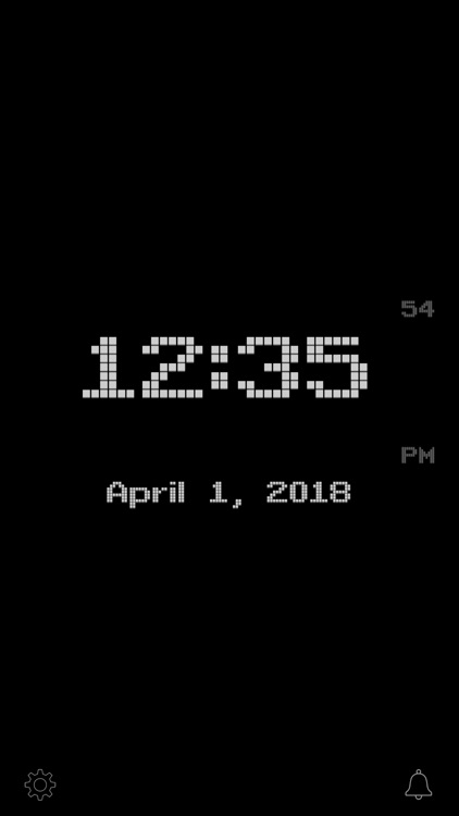 Titanium Digital Clock screenshot-4