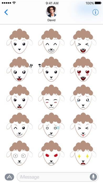 Screenshot #3 for Sheep Expressions