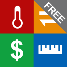 Unit Converter FREE - Best Units & Currency app