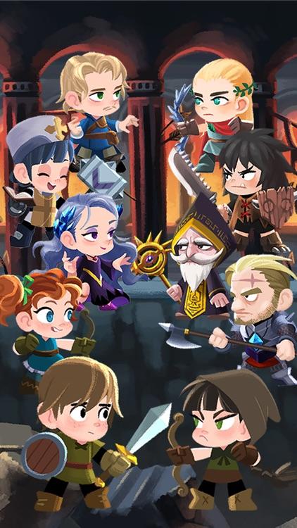 Combo Heroes: Knight vs. Monster Age Super League screenshot-3