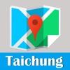 台湾台中旅游指南地铁去哪儿臺灣地图 Taichung metro gps map guide