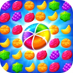 Fruit Candy Family Mania