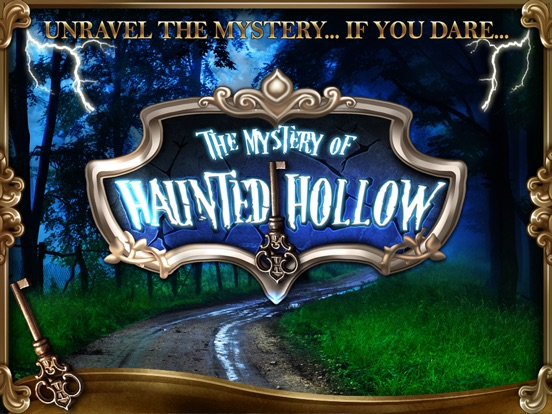 Mystery of Haunted Hollow: Point Click Escape Game-ipad-0