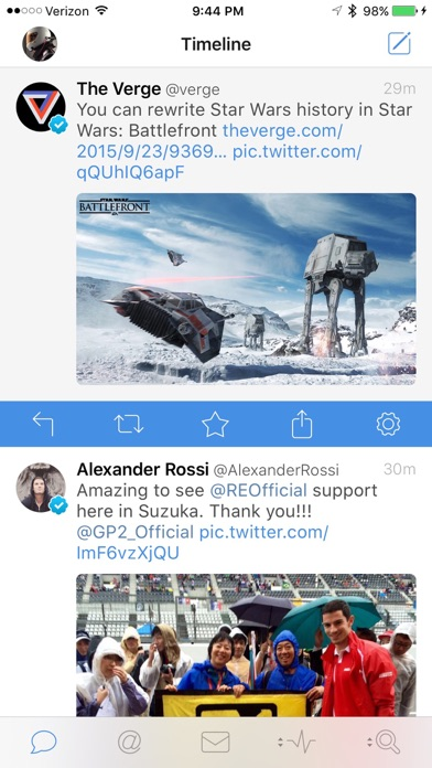 download Tweetbot 4 for Twitter apps 0