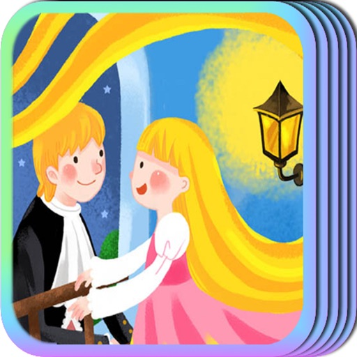 Rapunzel - Bedtime Fairy Tale iBigToy