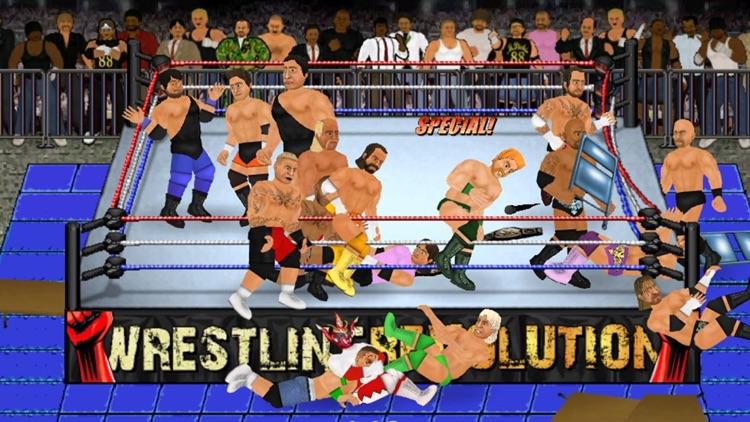 Wrestling Revolution Pro