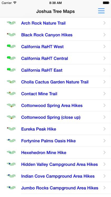 Hiking Joshua Tree National Park screenshot-4