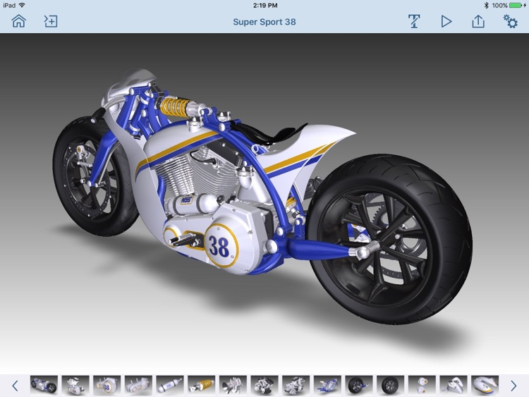 SAP 3D Visual Enterprise Viewer