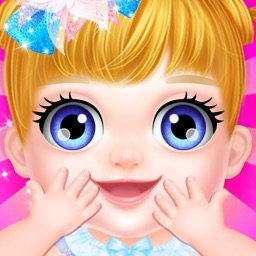 Cute New-Born Baby Care & Play