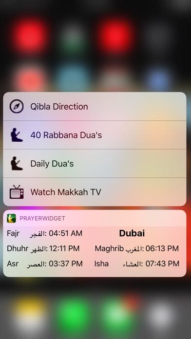 World Prayer Time iPhone