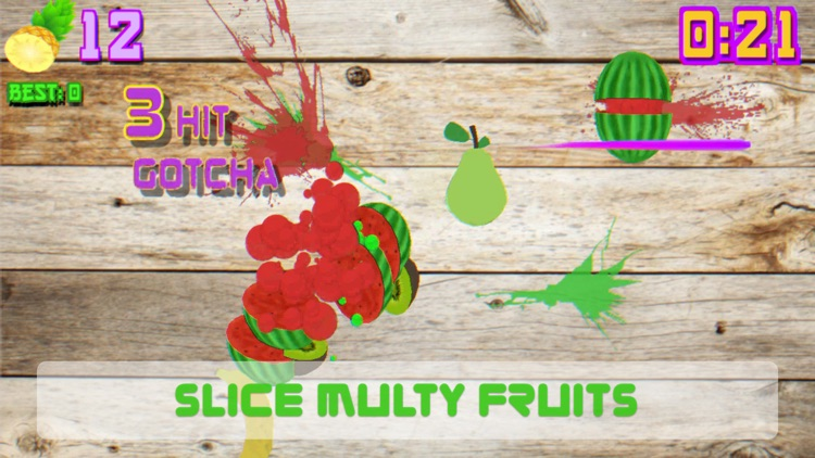 Fruit Slice - Fruit Cutting Game