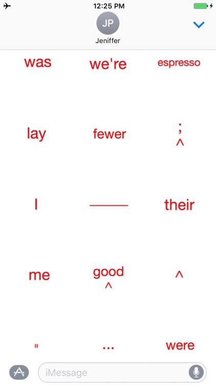 Grammar Snobs screenshot-4