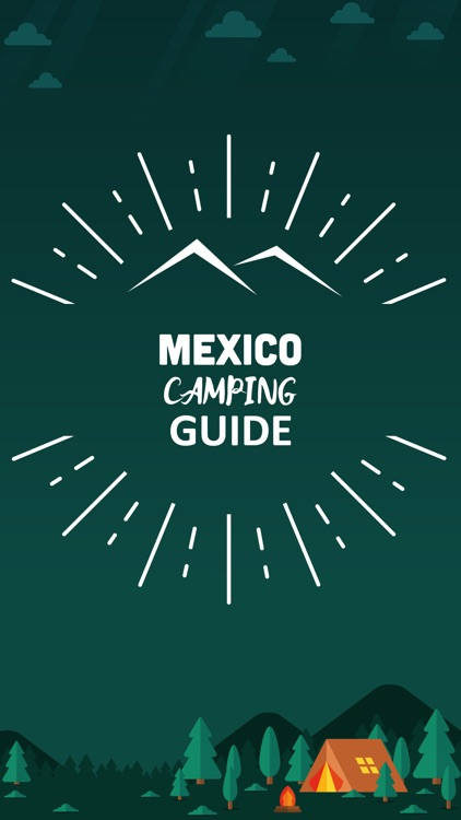 Mexico Camping Guide screenshot-0