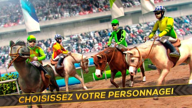 chevaux de courses 3d meilleur jeu de simulation dans l app store. Black Bedroom Furniture Sets. Home Design Ideas