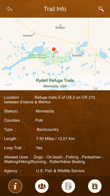 Minnesota Trails screenshot-3