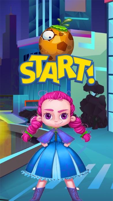 Monster Bubble Shooter - Hunter Ball Pop Mania Screenshot