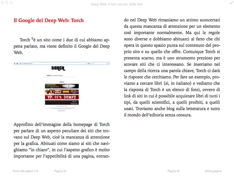 Deep web il lato oscuro della rete  by Titta Trua on Apple Books