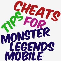 Cheats Tips For Monster Legends Mobile