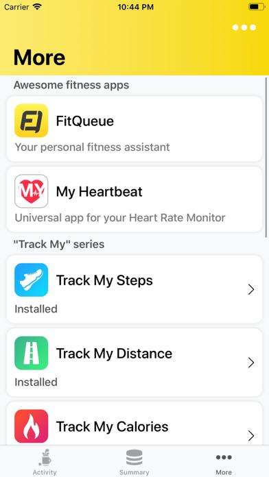 Sports Plus: Track My Caloriesのおすすめ画像4