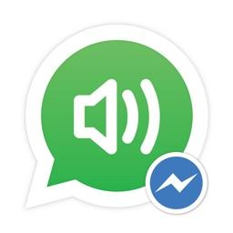 Voice Messenger - Messaggi Vocali Divertenti