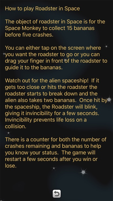Roadster In Space Screenshot 3