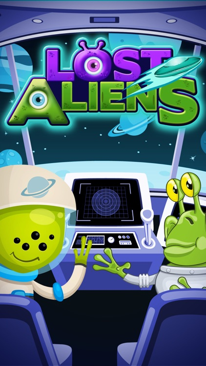 Lost Aliens - Crash UFO to Planet Earth