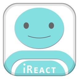 iReact - Emotional Regulation - Anxiety, Autism