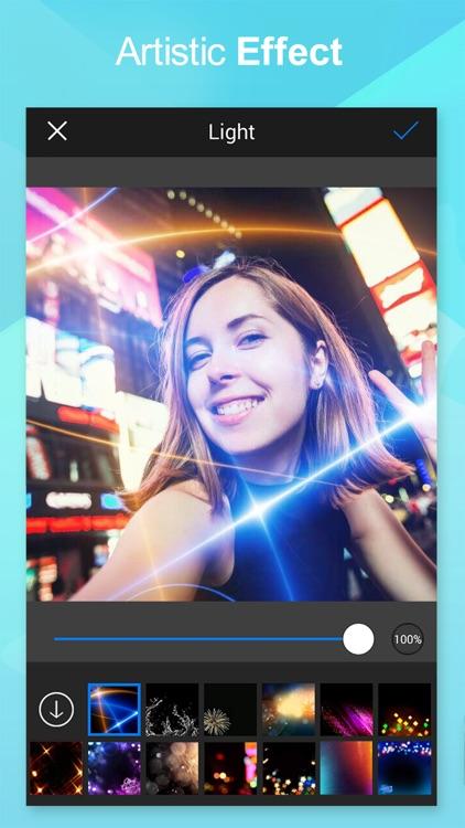 FotoRus -Camera & Photo Editor & Pic Collage Maker screenshot-4